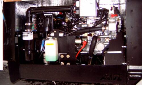 CG-13 12.5 KW Generator Installed