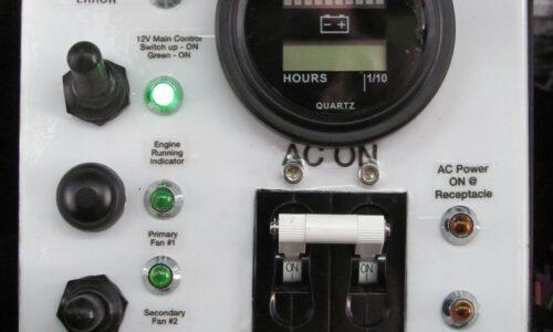 500 Series Generator Control Box